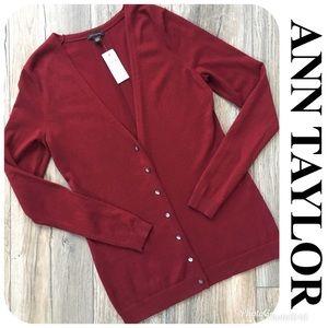 NWT ANN TAYLOR Sweater Sz XXS $79!